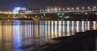 Танцующий мост на Волге, Россия
