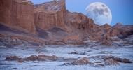 Неземные фотографии земных пустынь