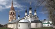 Белокаменные памятники городов Владимир и Суздаль