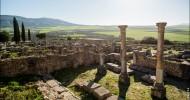 Археологические памятники Волюбилиса, Марокко