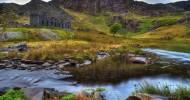 Сноудония, национальный парк (фото)