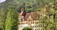 Замок-дворец Эггенберг в Австрии