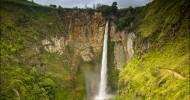 Водопад Сиписо-Писо (фотографии)