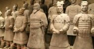Глиняная армия в Китае