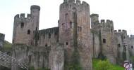 Замок Конви (Конуэй), Уэльс