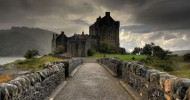 Замок Данноттар, Шотландия (фотографии)
