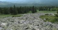 Каменные реки на Южном Урале