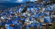 Шефшауэн – синий город в Марокко (28 фото)