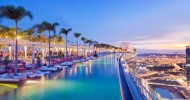 Уникальный отель Marina Bay Sands в Сингапуре (27 фото)