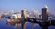 Крытые мосты в Страсбурге, Франция