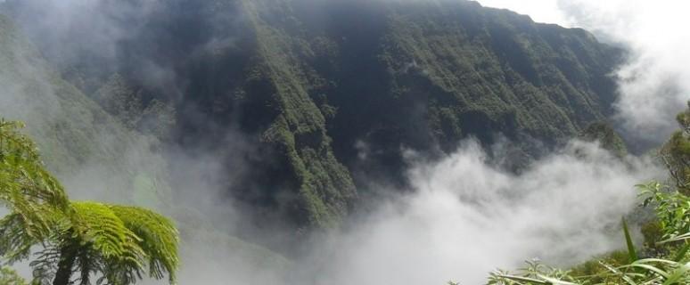 Каньон Труа де Фер (Trou de Fer), Реюньон