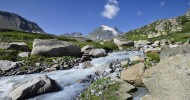 Экстрим-йога или летнее путешествие на Алтай. Часть 1.  Дождь, гречка и лошади