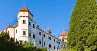 Замок Конопиште, Чехия — ФОТО