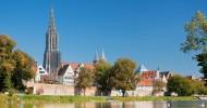 Ульмский собор в Германии — ФОТО
