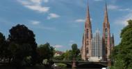 Страсбургский собор, Франция.