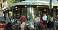 Кафе Два Маго в Париже, фото и история