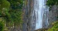 Водопад Нати в Японии, фото водопада