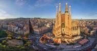 Гауди: Собор Святого Семейства в Барселоне (лучшие фото)