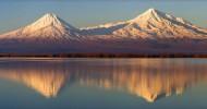 Гора Арарат: 14 фото и легенда о Ноевом ковчеге