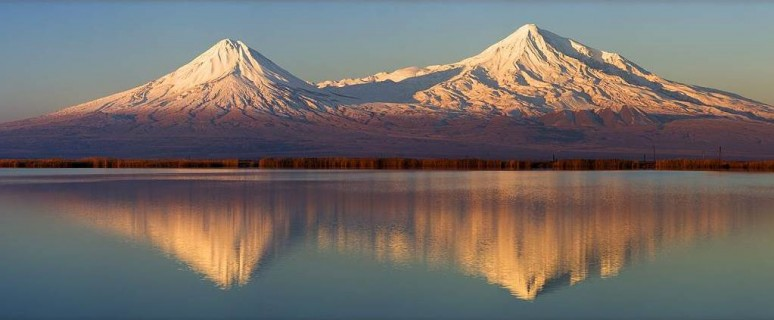 Гора Арарат и легенда о Ноевом ковчеге