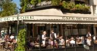 Кафе де Флор в Париже — ФОТО