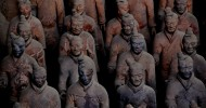 Терракотовая армия императора Цинь Шихуанди, Китай