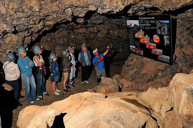 Пещера Ветра в Тенерифе