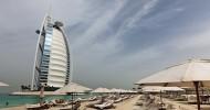 Легендарный Burj Al Arab — символ современного Дубая