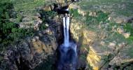 Водопад Сазерленд в Новой Зеландии — ФОТО.