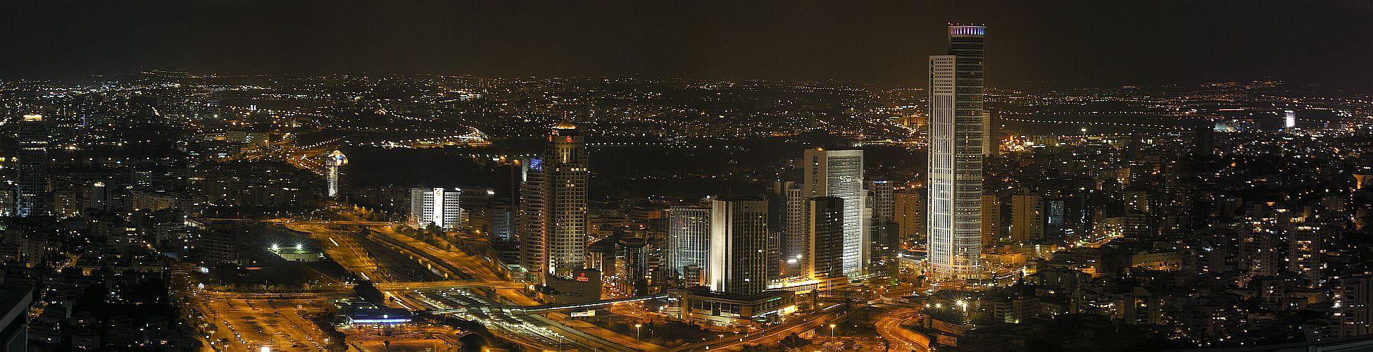 Тель-Авив - Белый город
