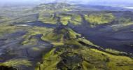 Вулкан Лаки, фото и история вулкана