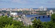 Киев большой и красивый город, в котором обязан побывать каждый!