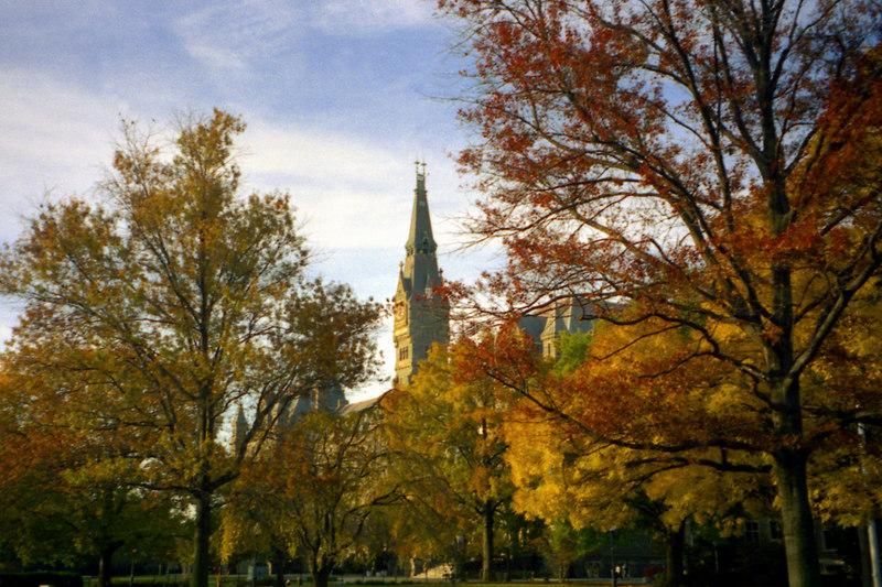 Converse, Georgetown University (Вашингтон)