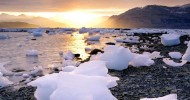 Ледники Аляски — ФОТО.