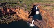 Многоуровневый водопад Митчелл, Австралия (12 фото)
