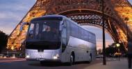 На автобусе по Франции