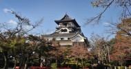Замок Инуяма в Японии — ФОТО