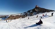 Сьерра Невада Испания, фото горнолыжного курорта