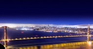 Мост Золотые Ворота, Сан-Франциско, США — ФОТО.
