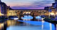 Мост Понте Веккьо, Италия — ФОТО