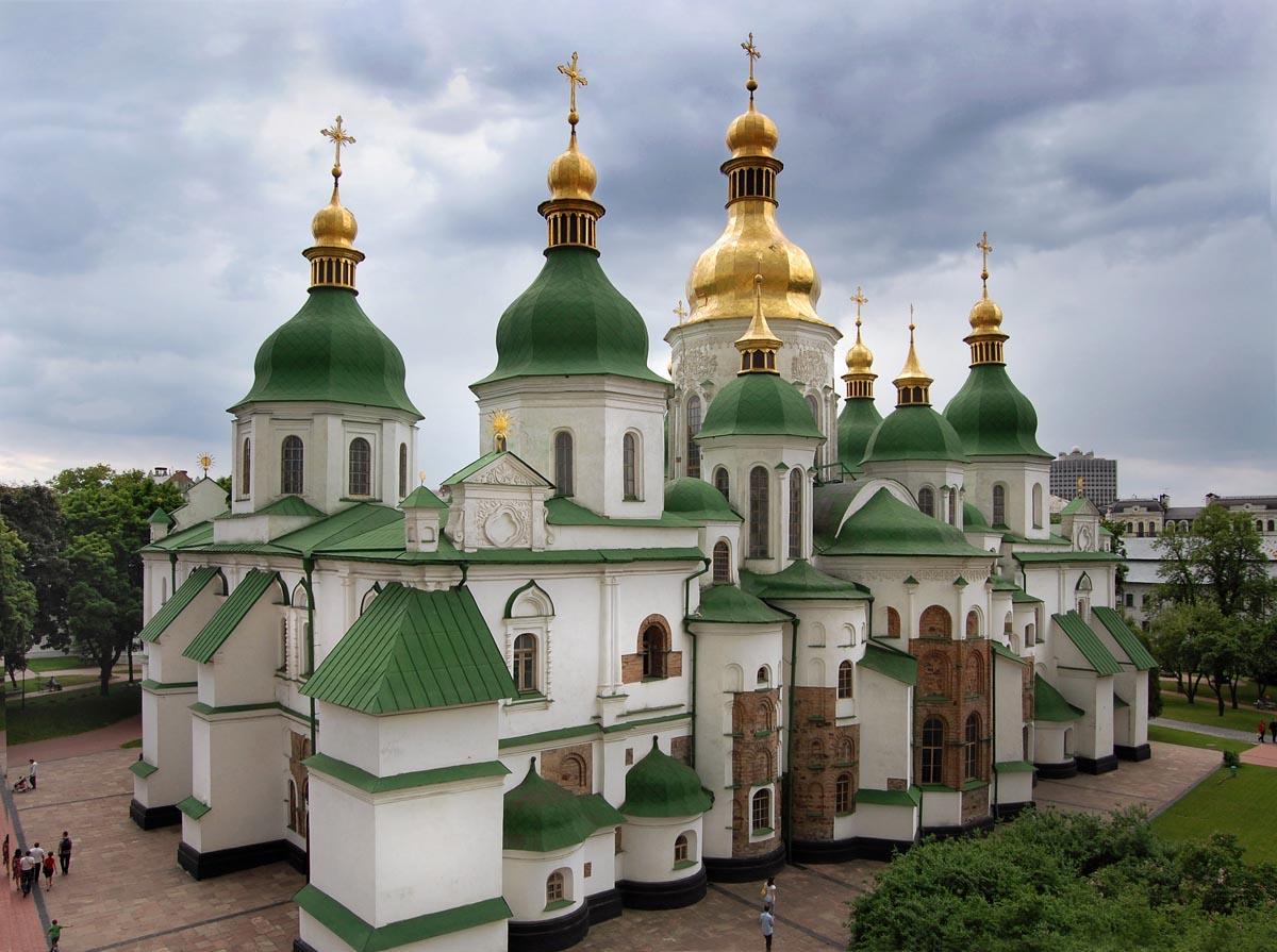 Софийский собр в Киеве