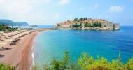 Остров-отель Святой Стефан, Черногория (20 фото)