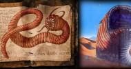 Гигантский червяк Хорхой