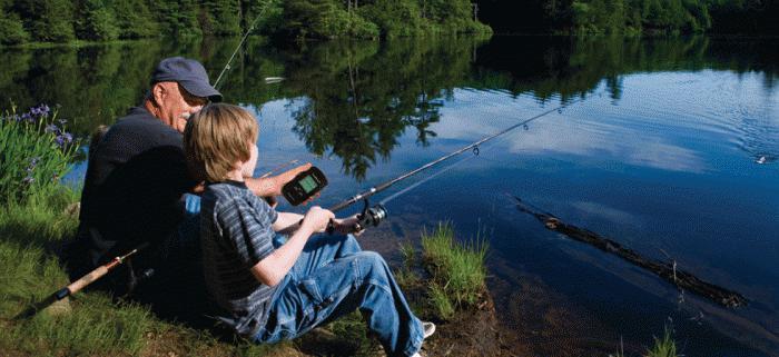 Рыбалка с эхолотом