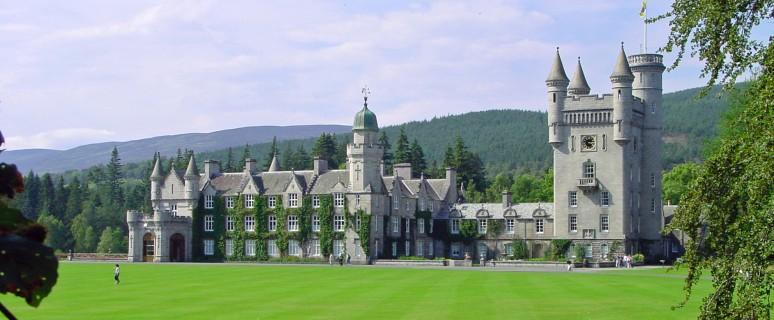 Balmoral-Castle-Scotland