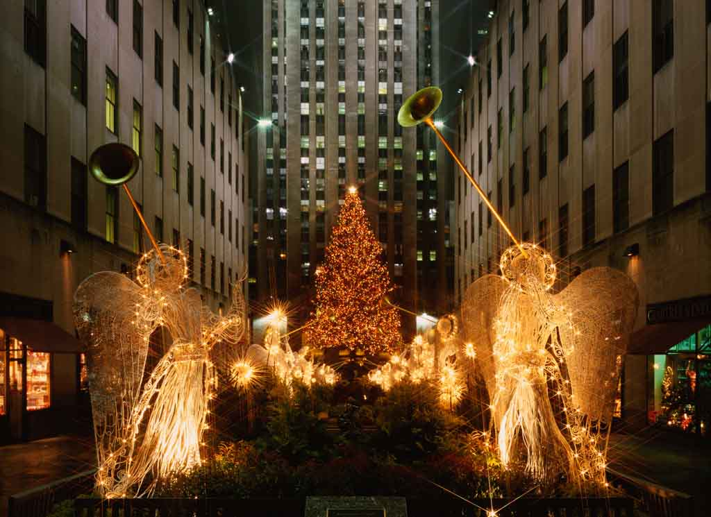Rockefeller Center of Christmas