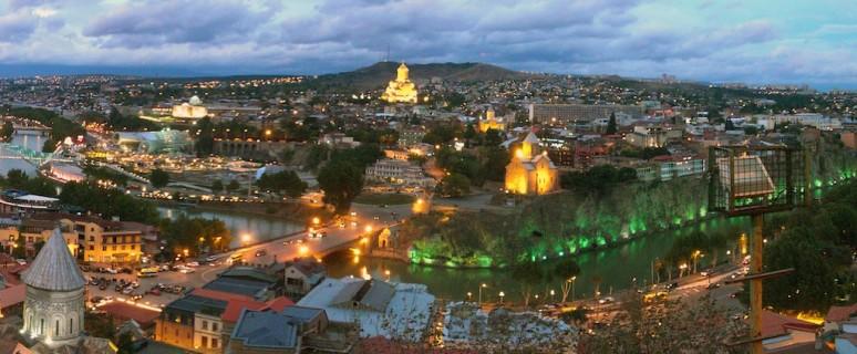 Tbilisi_sunset-6