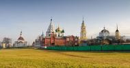 Достопримечательности Центрального округа России