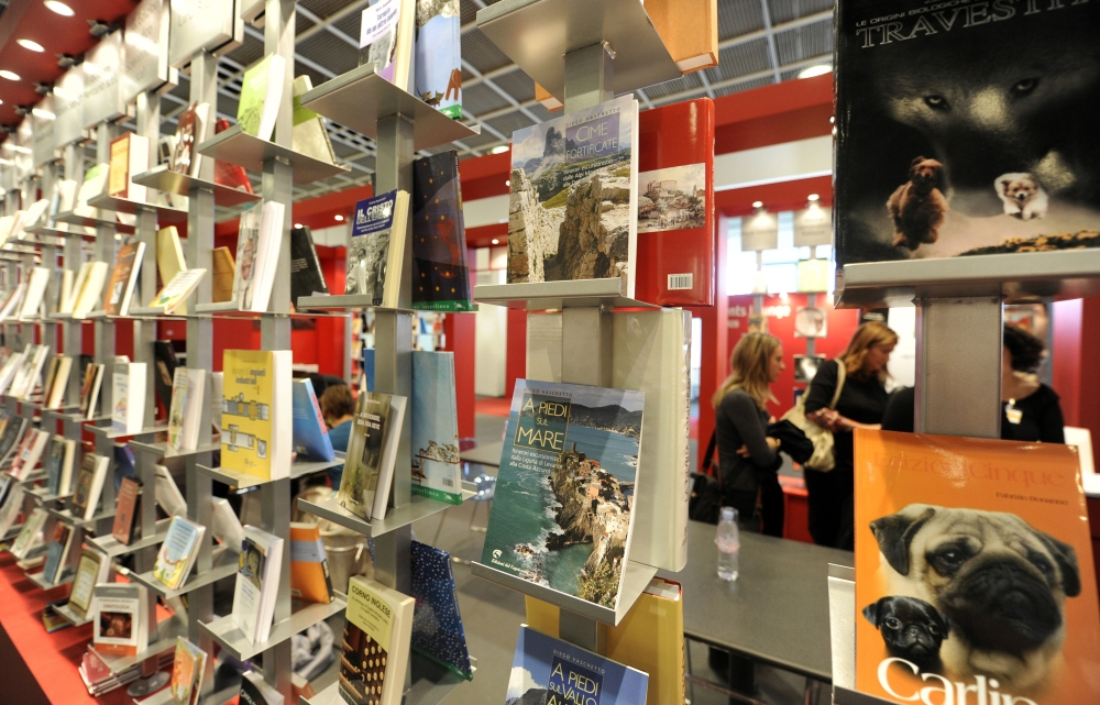 Ежегодная Книжная ярмарка в Лейпциге