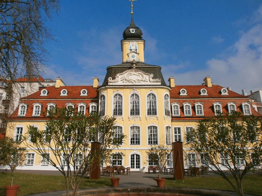 Голисерский замок, Лейпциг